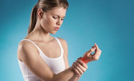 תרגילים להקלה על כאבים / דלקת בשורש כף היד