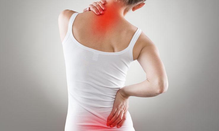 נקודת לחיצה לשחרור צוואר, גב תחתון והקלה על כאבים בברך