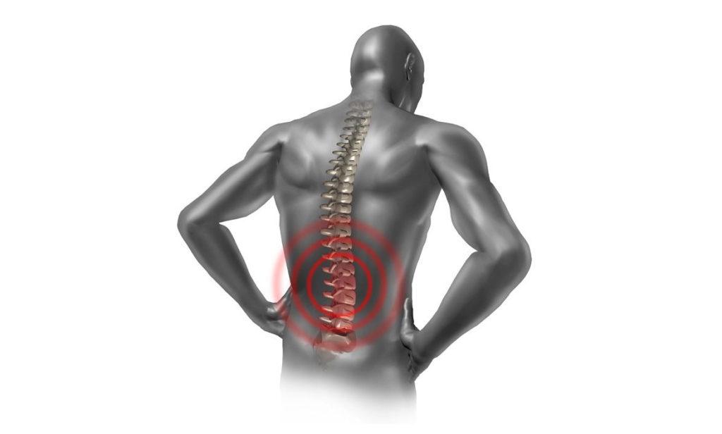 כאבי גב תחתון – תרגילים לשחרור גב תחתון תפוס
