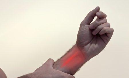 תרגילים לחיזוק שורש כף היד / מפרק כף היד